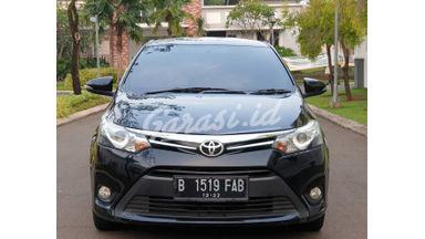 2017 Toyota Vios G