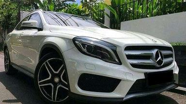 2015 Mercedes Benz GLA 200 Sport AMG - Body Mulus Tdp Minim Bisa Bawa Pulang Mobil