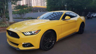 2017 Ford Mustang - Mewah Berkualitas