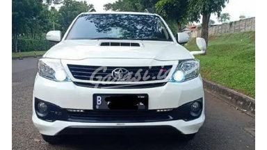 2014 Toyota Fortuner G vnt trd