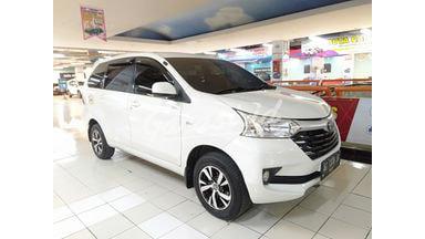 2016 Toyota Avanza E CVT