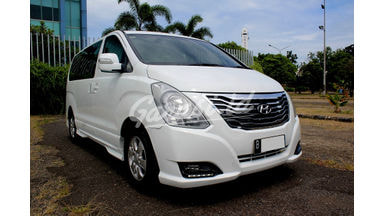 2014 Hyundai H-1 Elegance Bensin
