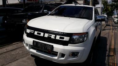 2012 Ford Ranger 2.5 - Unit Siap Pakai