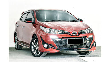 2019 Toyota Yaris S TRD - Model Cakep Istimewa Full Original Cat & Interior
