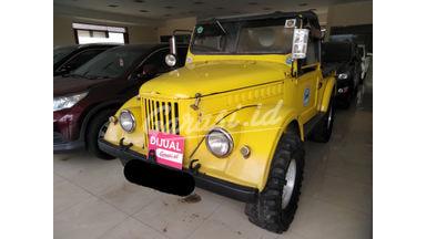 1962 Jeep Patriot mt - Siap Pakai