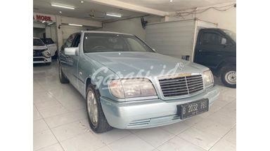 1992 Mercedes Benz S-Class 320