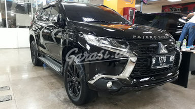 2019 Mitsubishi Pajero Sport Dakar Rockford Black Edition