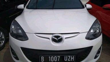 2012 Mazda 2 R - Surat Lengkap Kondisi Mulus