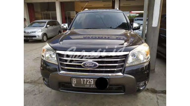 2011 Ford Everest at - Siap Pakai