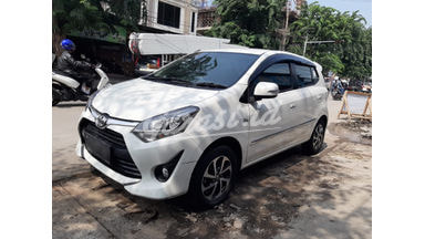 2018 Toyota Agya TRD Sportivo - Istimewa