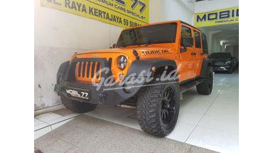 2012 Jeep Wrangler Pentastar - Tangguh Super Istimewa