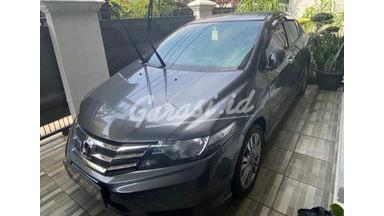 2012 Honda City E