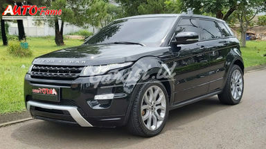2012 Land Rover Range Rover Evoque Dynamic Luxury Si4