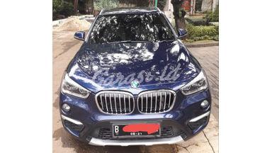 2016 BMW X1 Sdrive18i F48 Dynamic - Kondisi jeroan baru semua dr bmw astra