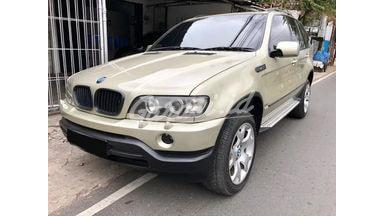 2002 BMW X5 E53 - Sangat Istimewa Apik ready For Kredit