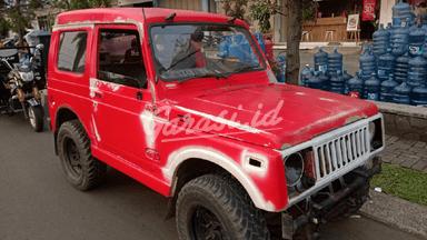 1987 Suzuki Jimny X - Kondisi Seadanya (Pajak Off)