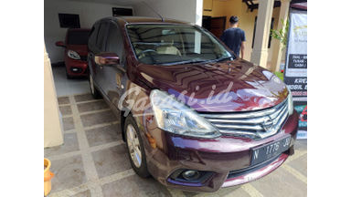 2015 Nissan Livina XV