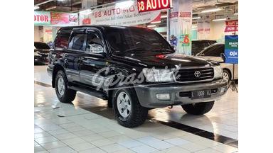 2002 Toyota Land Cruiser Sahara VX