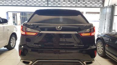 2017 Lexus RX 200t - F-Sport (s-6)