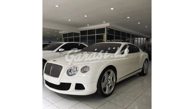 2012 Bentley Continental GT - Siap pakai