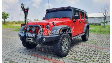 2013 Jeep Wrangler Rubicon - Jarak Tempuh Rendah