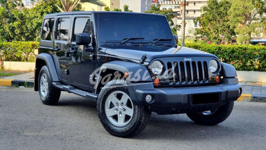 2012 Jeep Wrangler Spirt