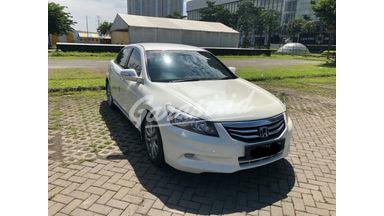 2012 Honda Accord at - Harga Istimewa