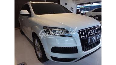 2013 Audi Q7 - Barang Bagus Siap Pakai