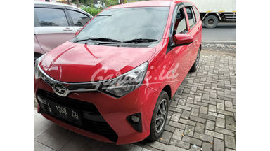2017 Toyota Calya E