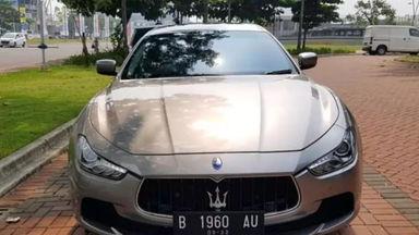 2016 Maserati Ghibli S - Barang Bagus Dan Harga Menarik