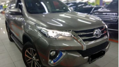 2017 Toyota Fortuner 2.5 - SIAP PAKAI !