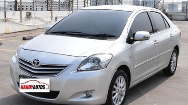 2010 Toyota Vios G - Terawat Mewah Siap Kredit