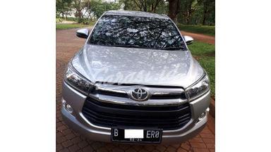 2018 Toyota Kijang Innova G Luxury - Siap Pakai