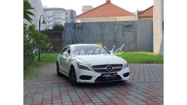 2017 Mercedes Benz CLS 400 amg