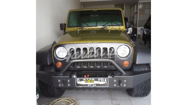 2007 Jeep Wrangler Unlimited sport - Barang Simpanan Antik
