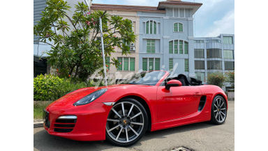 2013 Porsche Boxster 2.7 PDK ATPM - Good Condition