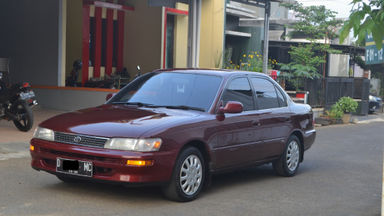 1995 Toyota Corolla SE.G - Great condition Antik