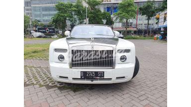 2011 Rolls-Royce Phantom at - Unit Siap Pakai