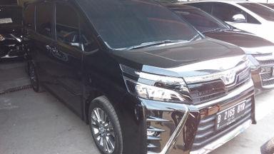 2018 Toyota Voxy v - UNIT TERAWAT, SIAP PAKAI, NO PR