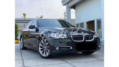 2017 BMW 520i at - Siap Pakai