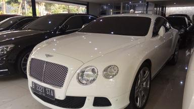 2012 Bentley Continental GT - Barang Cakep