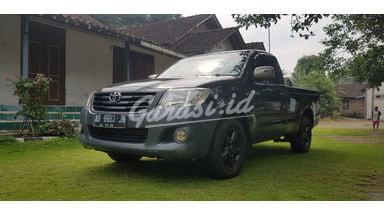 2012 Toyota Hilux Single Cabin - Terawat Siap Pakai Unit Istimewa