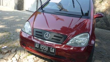 2000 Mercedes Benz A-Class 140 - Kondisi Ciamik
