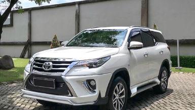 2016 Toyota Fortuner SRZ - Mobil Pilihan (s-0)