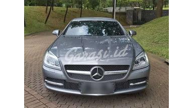 2011 Mercedes Benz Slk 2.0 - Siap Pakai