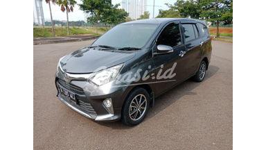 2018 Toyota Calya G - MPV kompak, kondisi istimewa, siap pakai.