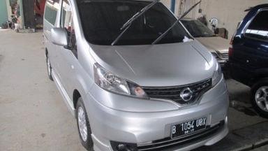 2012 Nissan Evalia XV - SIAP PAKAI!