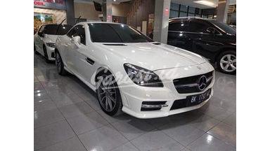 2011 Mercedes Benz Slk 2.0 - Unit Super Istimewa