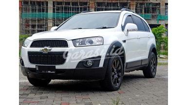 2013 Chevrolet Captiva Facelift Turbo