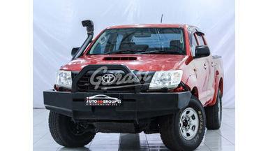 2014 Toyota Hilux E
